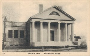 USA Pilgrim Hall Plymouth Mass 03.31