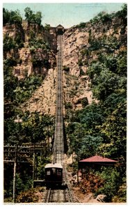 Tennessee  Cable Incline up Lookout Mountain