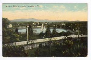 College Hill Reservoir , Lynchburg , Virginia, PU-1912