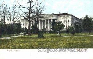 Naval Hospital, Norfolk, VA Medical Hospital, Sanitarium Postcard Postcards N...