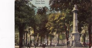 ELYRIA, Ohio, PU-1913; Elyria Park