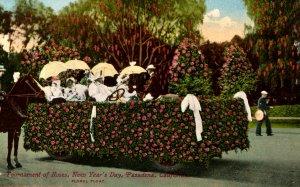 CA - Pasadena. Tournament of Roses Parade, Floral Float