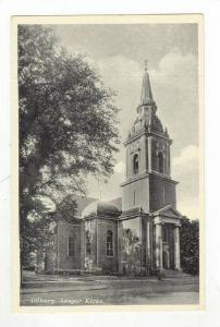 Ansgar Kirke /Church,Aalborg,Denmark 1910-20s