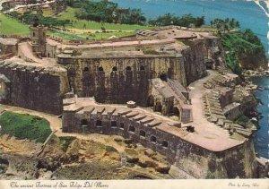 Puerto Rico San Juan El Morro Castle