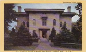 Mayo Foundation Museum Of Hygiene And Medicine Rochester Minnesota