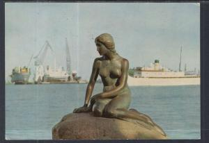 The Little Mermaid,Copenhagen,Denmark BIN