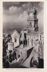 RP, Palacio Da Pena, Entrada Da Capela, SINTRA, Portugal, 1920-1940s
