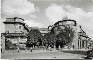 Germany Goslar Harz Hotel der Achtermann 01.27