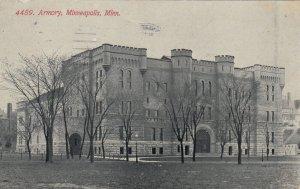 MINNEAPOLIS , Minnesota , 1912 ; Armory