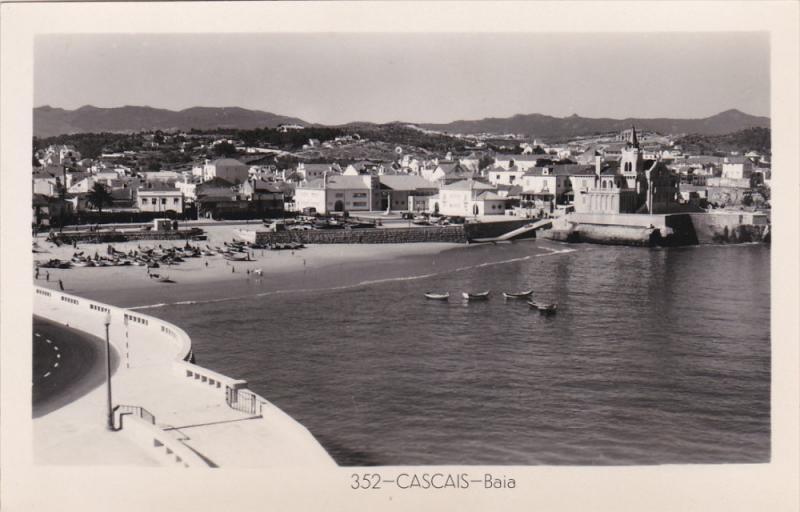 RP; Harbor , CASCAIS , Portugal , 20-40s