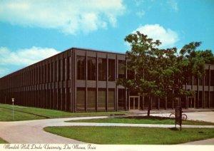 Meridith Hall,Drake University,Des Moines,IA BIN