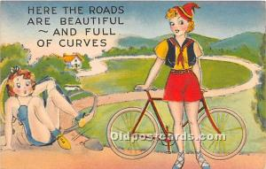 Here the Roads are beautiful and full of curves Unused