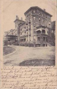 New York Dansville 1905