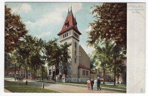 Utica, N.Y., Oneida Historical Society - Tuck
