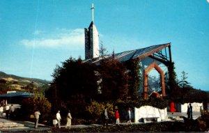 California Rancho Palos Verdes The Wayfarer's Chapel