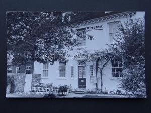 Youth Hostel WINDSOR YOUTH HOSTEL Berkshire c1970's RP Postcard
