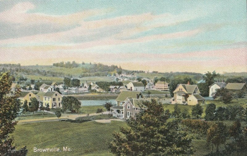 BROWNVILLE , Maine , 1900-10s
