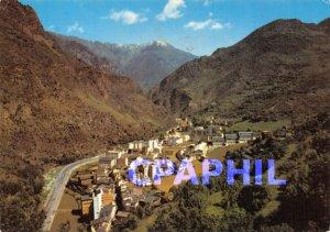 Postcard Modern VALLS D'ANDORRA 272 ST JULIA DE LORIA