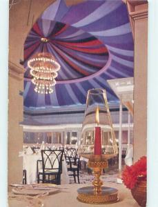 Pre-1980 MAYFAIR HOTEL RESTAURANT London UK p9290