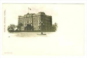 Naples -  Grand  Hotel , Italy, 1890s-1905