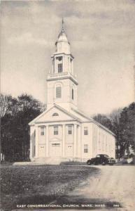 massachusetts Ware East Congregational Church