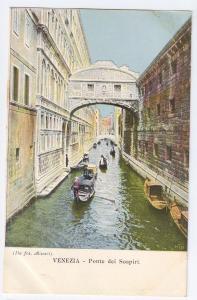 Venezia Ponte dei Sospiri Bridge of Sighs Venice Italy UDB