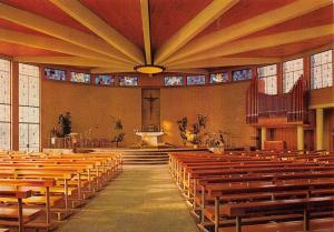 Netherlands Leidschendam Interieur St. Joseph Opifexkerk Burgemeester Sweenslaan