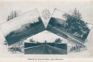 MONTREAL , Quebec , Canada , 00-10s ; l'Hopital St-Jean-de-Dieu ; #13