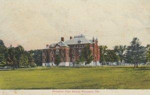 PRINCETON , Illinois , 00-10s ; High School ; Version-2
