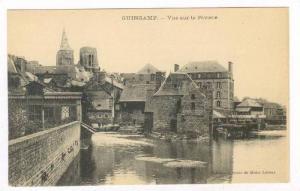 Vue Sur La Riviere, Guingamp (Côtes-d'Armor), France, 1900-10s