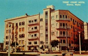 Malta - Sliema. Tigne Court Hotel