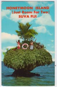 Honeymoon Island, Suva Fiji