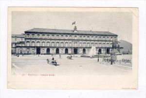 Palazzo Reale, Napoli (Campania), Italy, 1900-1910s