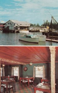 NAPLES , Florida , 50-60s ; Fish House Dining Room
