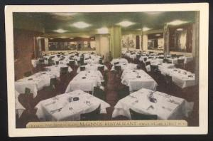 Crystal Bay Dining Room, McGinnis Restaurant, NYC Lumitone Photoprint