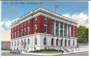 Washington, NC - U.S Post Office