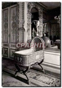 Fontaineableau Modern Postcard Palace Rome King Cradle
