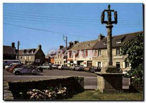 Postcard Modern Lampaul Plouarzel Place of & # 39eglise