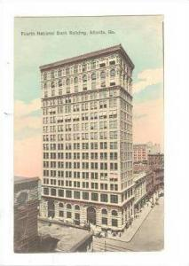 Fourth National Bank Building, Atlanta, Georgia, PU-1908