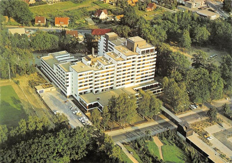 GG12001 Bad Bevensen Diana Klinik Hospital Aerial view