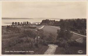 RP: Ekeby , Kumla Municipality, Örebro County, Sweden, 20-40s Utsikt fran Ka...