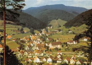 GG3955 luftkurort schenkenzell i schwarzwald    germany