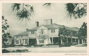 Virginia Williiamsburg The Williamsburg Lodge