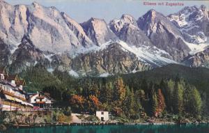 Zugspitze , Germany , 00-10s
