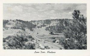 Lame Deer , Montana , 50-60s ; Street