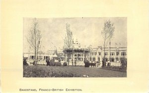 Postcard exhibitions Bandstand Franco-British Exhibition