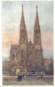 Wien Votivkirche Netherlands Unused