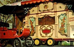 Georgia Atlanta Stone Mountain Village Dutch Fairground Organ On Display At T...