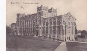 New Jersey Princeton Guyot Hall Princeton University Albertype