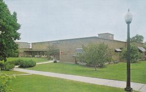 TORONTO, Ontario, Canada, 1940-1960's; Red Cross Lodge, Sunnybrook Hospital